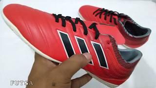 100% REAL PICT | Adidas Copa Mundial IN, Sepatu Futsal Kulit 1
