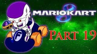 WHY SHE SO MAD THO?!?!? Mario Kart 8 Part 19!