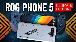 Asus ROG Phone 5 Ultimate Review: Changing The Game