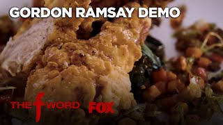 Gordon's Buttermilk Fried Chicken: Extended Version | Season 1 Ep. 5 | THE F WORD