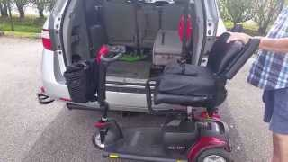 Electric Scooter Lift - Mobility Scooters Direct Reviews