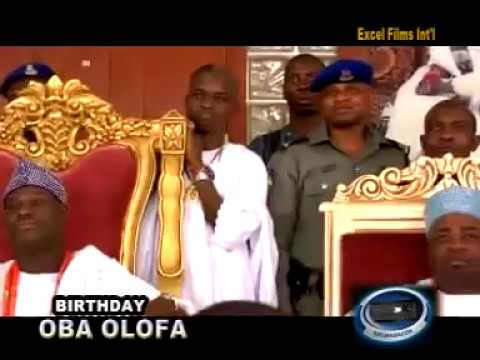 IMAM AGBA OFFA, SHAYKH BUHARI AND SANNU SHEHU IN BIRTHDAY OLOFFA