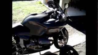 vidéo BMW R1100S