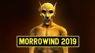 Morrowind - ПРОХОЖДЕНИЕ 2019 с модами! Джиуб