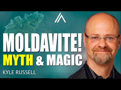 Kyle Russell: Moldavite – The Myth, Mystery and Magic!