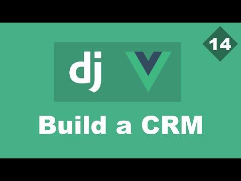 Stripe 2 - Building a Simple CRM Using Django And Vue - Part 14 | Django Rest framework thumbnail