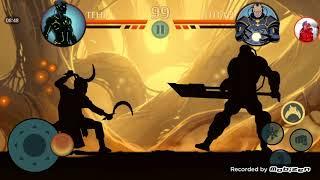 Шадоу Файт 2 взлом завоеватель титан!!!!