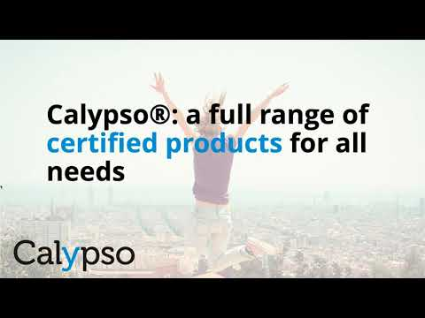 Calypso®: a full range of product for all needs - YouTube