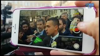 Macron a Roma per rafforzare i legami con l