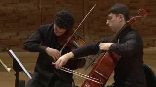 Sergey & Lusine Khachatryan, Narek Hakhnazaryan - St. Petersburg 28.09.2014 Part 1