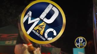 DMAC Performs at Bahamas Junkanoo Carnival 2016 Kickoff in Freeport