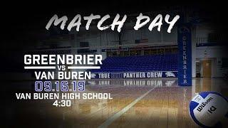 Greenbrier vs Van Buren