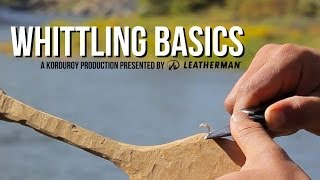 Whittling Basics  DIWhy Not