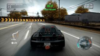 NFS RUN GAMEPLAY  LAMBORGINI SESTO ELEMENTO