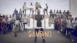 JUL Ft. GAMBINO   LE GHETTO (Rmx) Street Clip 2019