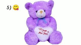 Teddy day🧸 Special Game | Choose One Emoji and See which teddy gift you will get from your lover ❤️