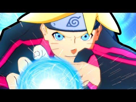 Naruto To Boruto Shinobi Striker All Attack Type Secret