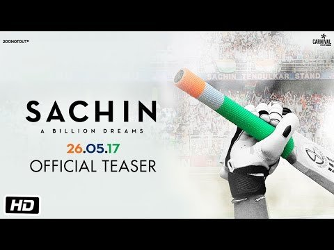 Sachin: A Billion Dreams Movie Trailer