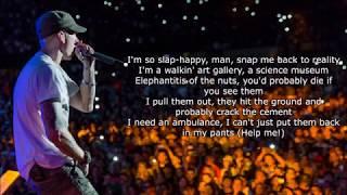 Eminem - Emulate feat. Obie Trice (Lyrics)