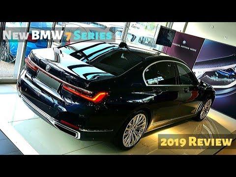 New BMW 7 Series 2019 Review Interior Exterior