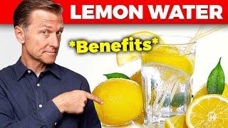 The #1 Biggest Reason to Drink Lemon Water