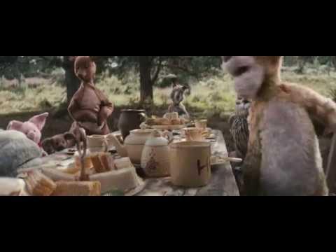 Christopher Robin: un reencuentro inolvidable, de Disney