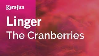 Karaoke Linger - The Cranberries *