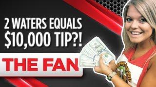 YouTube Star Leaves $10K Tip for Sup Dogs Waitress