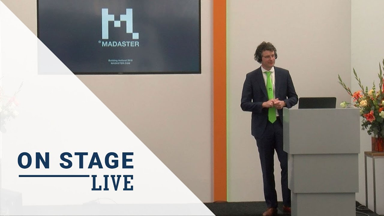 Video: On Stage LIVE | Stefan van Uffelen