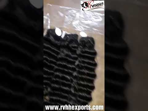 Weft Brazilian Virgin Curly Hair