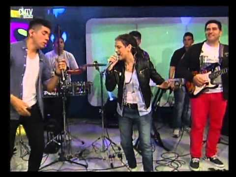 Grupo Play video Te invito a bailar - Estudio CM Julio 2015