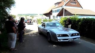preview picture of video 'U.S CAR TREFFEN in Trasadingen 2013'