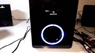 Auna 5.1 Lautsprecher Heimkino