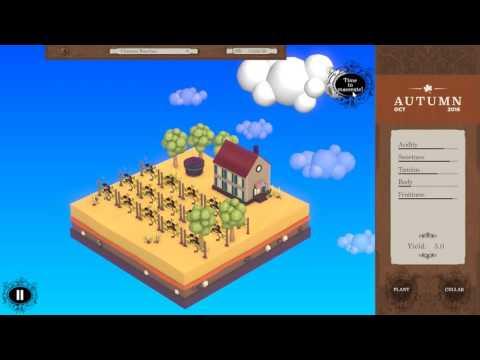 Terroir: A Winemaking Tycoon Game - Trailer thumbnail