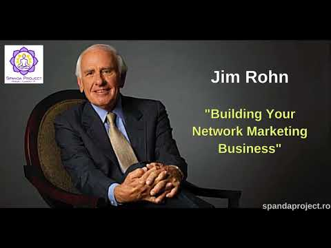 , title : 'Jim Rohn -  Building Your Network Marketing Business