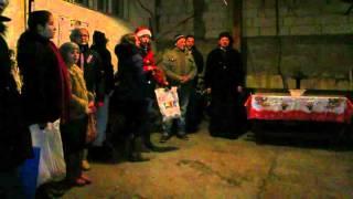 Colindători Domaşnea-Banat 24 decembrie 2015