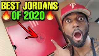 THESE ARE THE BEST JORDANS OF 2020 HANDS DOWN!!! FIRE FA FA FLAMESSSSS 🔥