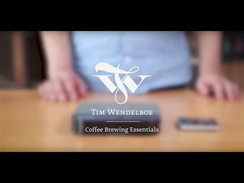 Coffee Brewing Essentials w/ Tim Wendelboe