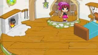 Fantage Cinderella Series Part 1 Animated