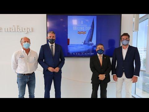Presentación de Málaga Sailing Cup 2021