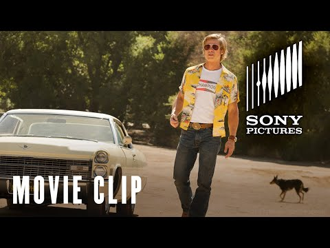Once Upon a Time in Hollywood on Moviebuff.com