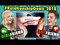 10 Relationship Goals From 2018 Reviewed By Couples The 10s React