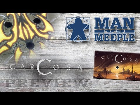 Carcosa Preview by Man Vs Meeple