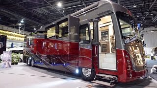 Foretravel IH-45 50th Anniversary RV ~ 1.3 Million $$$ RV ~  Full Tour & Review