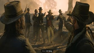Red Dead Redemption 2 - Arthur Reveals Who Betrayed The Gang Cutscene
