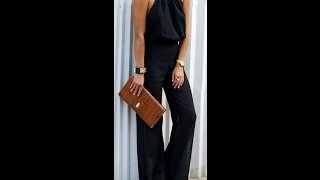 The Most Elegant Jumpsuits Ideas for Women.