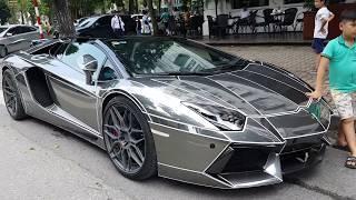Choáng với Lamborghini màu cực độc từng của thiếu gia 9X Sơn Tùng tại Hà Nội