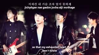 C.N.Blue - LIE (Korean Version) [Hangul + Romanization + Eng Sub]