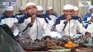 ASTAGHFIRULLAH VERSI KELANGAN AZ ZAHIR Live Bondansari Bersholawat  MFA Sholawat Channel