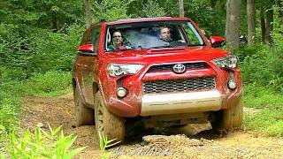 Toyota 4Runner 2018 (Off-Road 4x4 Mudding) – Toyota SUV